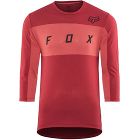 Fox Ranger Dri-Release Bike Jersey Shortsleeve Men red